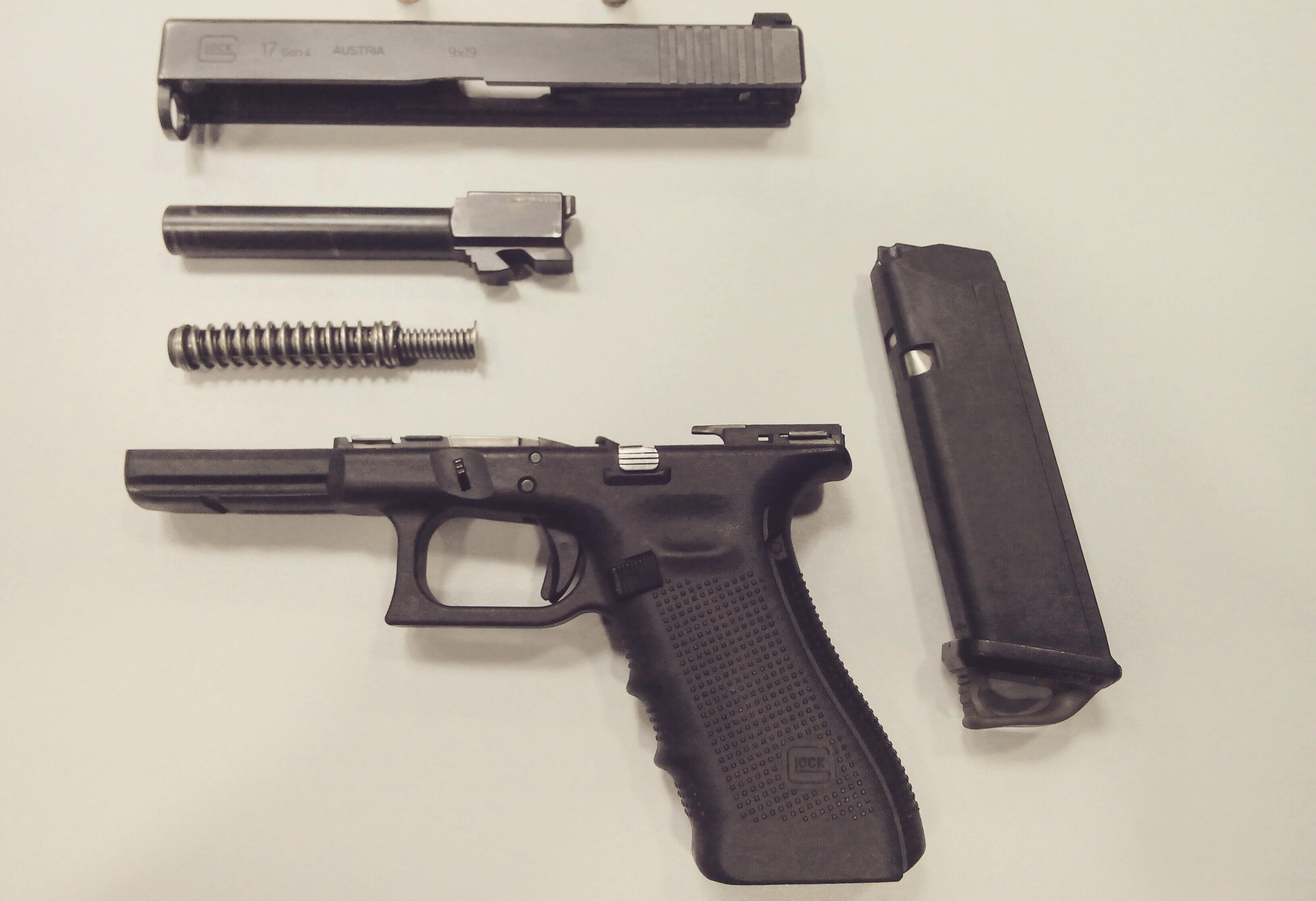 Strzelnica Colt Łódź - pistolet